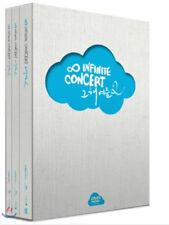 INFINITE That Summer Live Concert DVD + Photobook +8p Photocard Goods KPOP Korea
