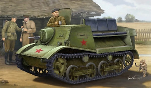 Hobbyboss 1:35 Soviet T-20 *D, #HB83847