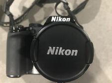 Nikon COOLPIX P100 10.3MP 26X Digital Camera - Black