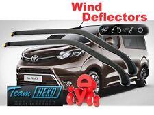 TOYOTA PROACE II 2016 - Wind deflectors  2.pc set HEKO 12264