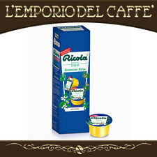 Caffitaly Ricola Tisana Distensive Relax 100 capsule Cialde - 100% Originale