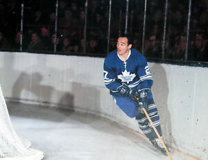 HOCKEY PRINT PHOTO FRANK MAHOVLICH TORONTO MAPLE LEAF ACTION PHOTO FM13