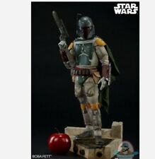 Star Wars Boba Fett Premium Format Figure Sideshow Collectibles 300515