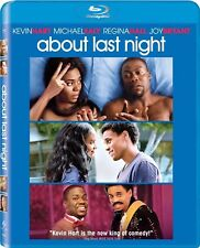 About Last Night (Blu-ray Disc, 2014, Includes Digital Copy; UltraViolet) NEW