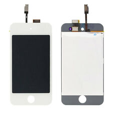 LCD & Digitizer Touch Screen Assembly for iPod Touch 4 White