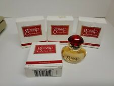 (4) GOSSIP by CINDY ADAMS-COTY 0.5 oz (15ml) COLOGNE SPRAY WOMEN NIB