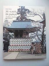 Zu Gast in Japan Tradition Kultur Kochkunst 2000 von Kim Fukei