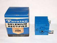 Tarzian selenium rectifier    Model # 350A*NIB*