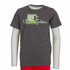 Champion Kids TShirt Training Sports Fashion Running Boys Fitness Gym 304872G