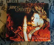 JANE SIBERRY ANTHOLOGY LOVE IS EVERYTHING CD ALBUM 2 CDS RHINO BOXSET