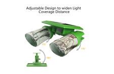Feeder Light Hog Hunting Green Light Motion Sensor Light 120°Angle for Predator