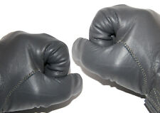 Bw Leather Gloves with Lining Bundeswehr Gloves Padded S-XXL Black Gray
