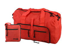 Skypak 53cm Folding Travel Bag Onboard Size in Red Red