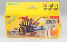 Vintage Lego Land Castle System 6016 Knights Arsenal MISB Sealed