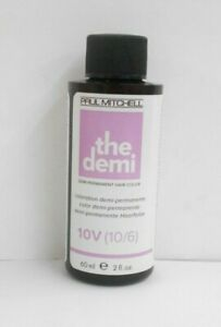 Paul Mitchell THE DEMI ~ Professional Demi-Permanent Liquid Hair Color ~ 2 oz.!!