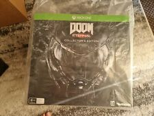 Doom Eternal Collectors Edition for Xbox One brand new not sealed