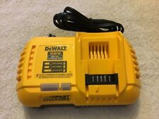 New Dewalt DCB118 20V / 60V Max Li-ion Flexvolt Fan Cooled Fast Battery Charger