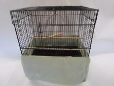 Bird cage full under the cage fabric tidy seed catcher LARGE 27cm x 29cm