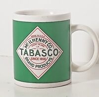 Tabasco Coffee MugTabasco Sauce McILHENNY Co