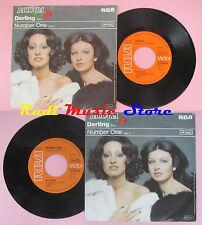 LP 45 7'' BACCARA Darling Number one 1978 germany RCA VICTOR PB 5566 *cd mc dvd