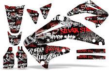 AMR RACING GRAPHICS STICKER KIT HONDA CRF 450 02-04 SH