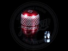 K-TUNED FUNCTION FORM BILLET SHIFT KNOB 10X1.5 HONDA CIVIC ACURA INTEGRA RED