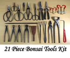 Brand New 21 Pieces Bonsai Tools Kit