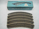 EE 5120 NEW Marklin HO M Track Industrial Curve 10 Pieces in OBX