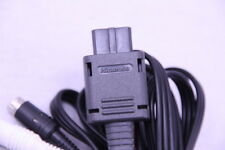 [Free track ship] Nintendo Official S video cable SNES N64 GC Wii work genuine