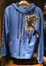 Universal Studios Wizarding World of Harry Potter Slytherin Hoodie Medium New