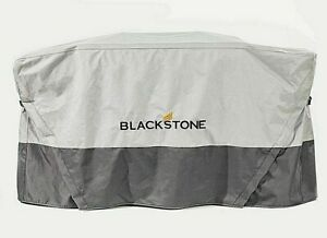 """Blackstone ProSeries Griddle Cover Gray With Easy Access Front Zippers 36""""in."""