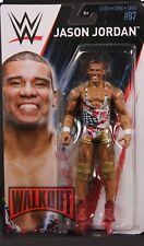 Jason Jordan WWE Mattel Basic Series 87 Brand New Action Figure Mint Packaging