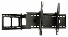 SUPPORT TV MURAL INCLINABLE TOURNANT PIVOTANT POUR LCD LED PLASMA 32-42 60KG'