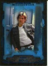 Star Wars Star Wars Masterwork Han Solo Trading Cards