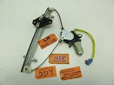 02-06 RSX LEFT DOOR WINDOW MOTOR REGULATOR GLASS LIFT ELECTRIC POWER L LH LF OEM
