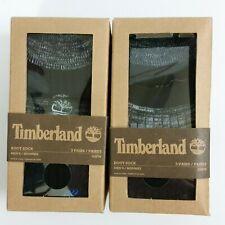 Timberland 6 Pairs (Two 3-PKs) Boot Socks