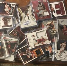 Miami Heat Hot Pack! NBA Guaranteed 4 Auto / Game Used Per Pack