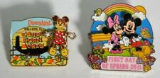 Disney land First Day of Spring Le1000/Candy Corn Acres Pins lot Mickey Minnie