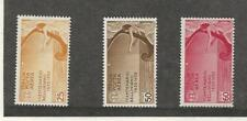 Italy, Postage Stamp, #C79-C81 Mint Hinged, 1935 Airmail