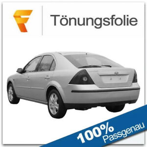 Passgenaue Tönungsfolie Ford Mondeo Fliessheck Bj 2000-2007