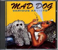 CD Music Various Artists Mad Dog Reggae Dancehall