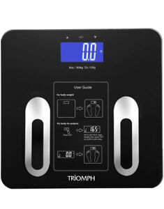 Triomph Precision Body Fat Scale