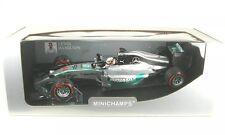 1 18 MINICHAMPS MERCEDES AMG F1 W05 hybrid Winner GP Malaysia 2014