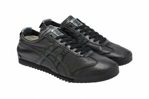 Onitsuka Tiger MEXICO 66 DELUXE 1181A367.002 Black Made in Japan