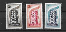 1956 MNH Luxemburg, mi 555-7, postfris**