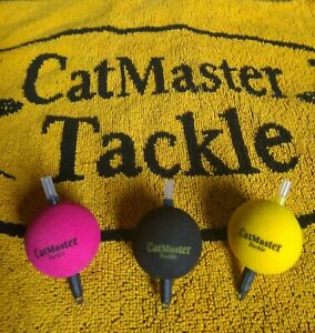 CatMaster Tackle Duo Night Popper Kit Yellow & Black