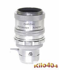 Pentax Asahiflex * Microscope Adapter * Mikroskop Adapter * 37mm Scraubgewinde *