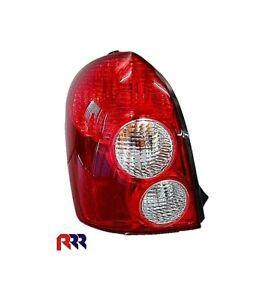 FOR MAZDA 323 ASTINA BJ SP20 5DR 01-03 TAIL LIGHT - LEFT PASSENGER SIDE