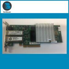 HP NC523SFP 10GB 2 PORT SERVER ADAPTER - LOW PROFILE BRACKET 593717-B21B-LP