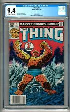 The Thing #1 (1983) CGC 9.4 OW/W Pages  John Byrne - Jow Sinnott - Ron Wilson